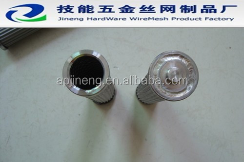 Anping Jineng offrer oil filter element(factory)
