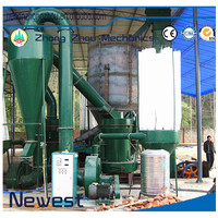 large capacity powder making super fine dolomite raymond grinding mill 4R3220