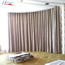 Luxury hotel qualitty blackout curtains