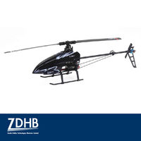 Esky 500 Advanced Practice RTF Flaybarless RC Helicopter