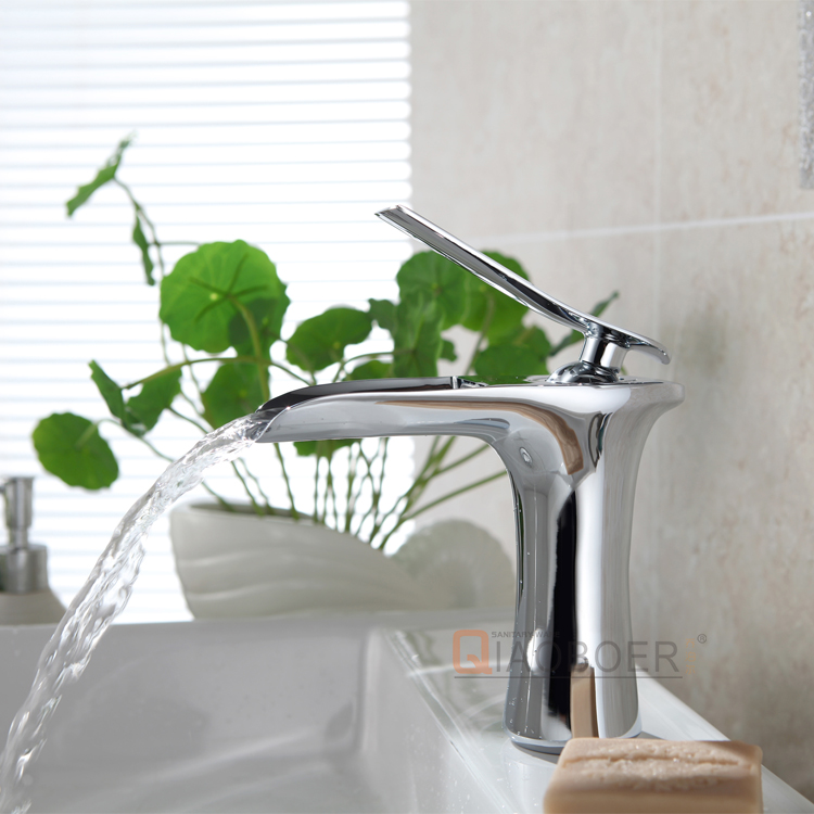 Top Brand Hot Cold Water Ceramic Cartridge Modern Bathroom Faucets And Fixtures