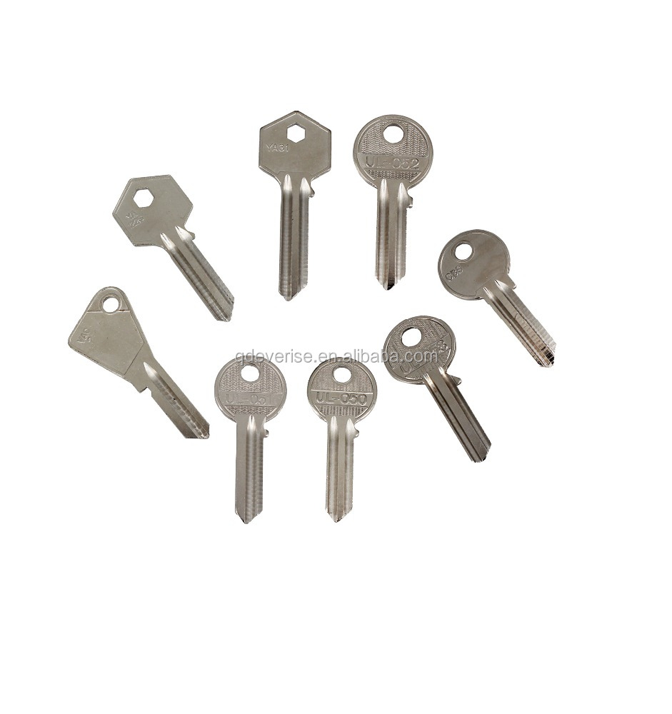 Low Price Hot sale high quality brass door key blank