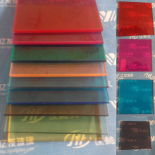 Stained glass packs / 3mm colored window glass / colored glass for home decoration