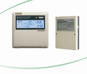 Solar Controller For Solar Water Heater System