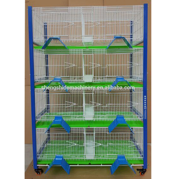 High Quality Galvanized Layer Pigeon Cages Poultry Cages