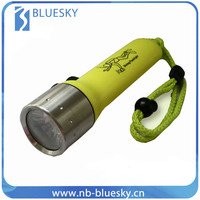 3W led high power tactical flashlight