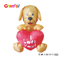 Valentine's Day Gifts Wholesale Inflatable Bear Friendship Gifts for Girls /Lover