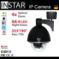 INSTAR IN-4011 4x Zoom, Outdoor PTZ IP Camera