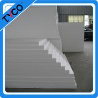 Expanded Polystyrene R Value rigid foam board insulation