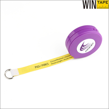 Weight of Cattle and Pig circle shape Measure Tape with your brand