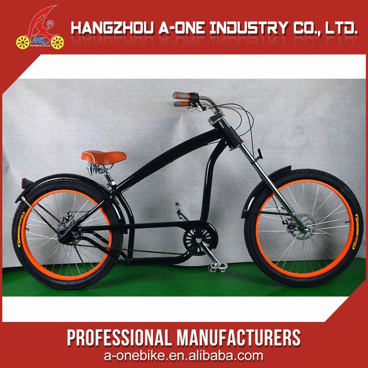 Factory Supplier Iso Certification Brand New Chopper Bike