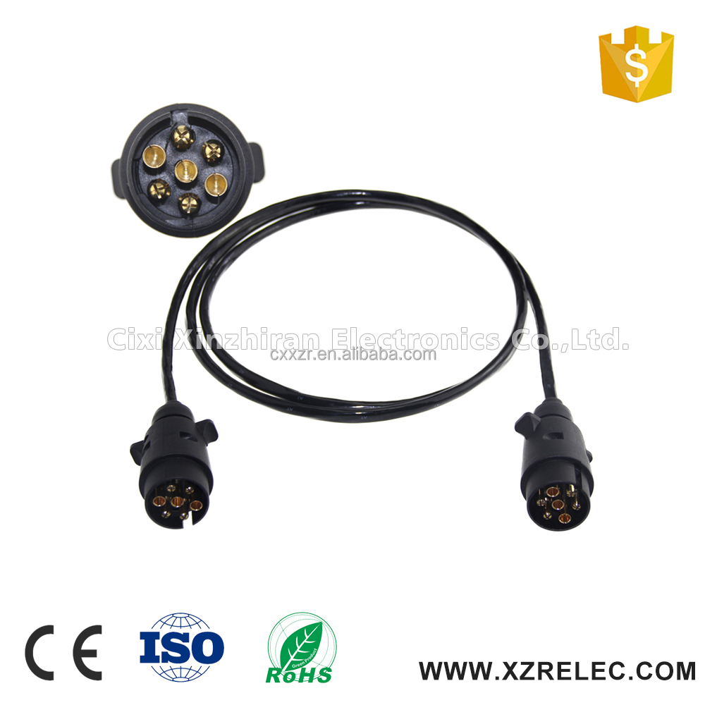 Trailer Truck Plug Wire Harness 7 Way list manufacturers of 7 way trailer wiring harness, buy 7 way  at gsmportal.co