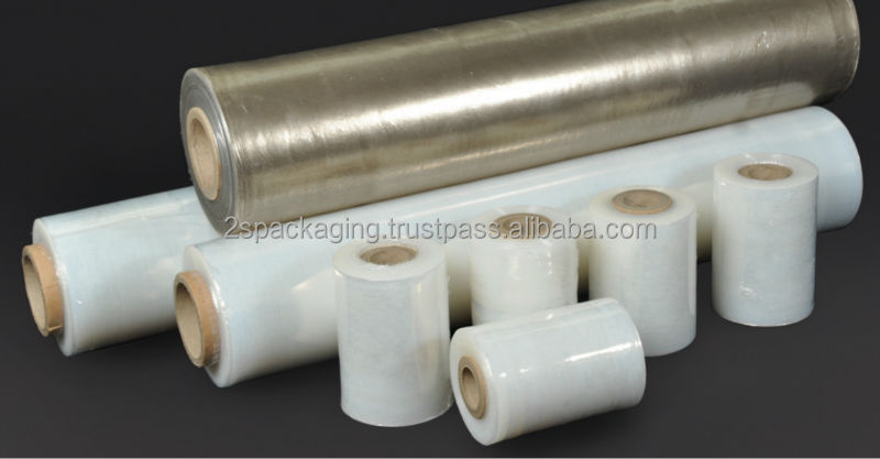 LLDPE Pallet Stretch Film with Excellent Load Holding Force