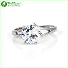 High quality romantic diamond egyptian wedding rings J4-0190