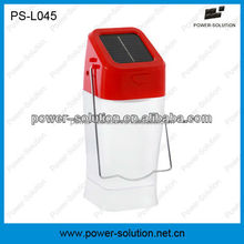 led solar emergency lamp for power-cuts