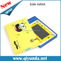 7 inch IPS screen Android 4.2 Kids tablet 1024x600 , CPU A23 Dual core A7 @ 1.2GHz