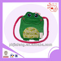 The cute frog plush package