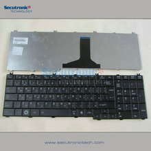 Hot New Products For 2017 Laptop for Toshiba Satellite C650 C660 L650 L655 L670 Keyboard Arabic