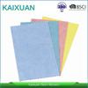 chemical bond cleaning cloth for kitchen,Chemical bond cleaning cloth,wholesale blue disposable dishcloth/cleaning cloth