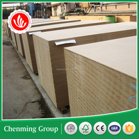embossed melamine blockboard wall panel