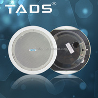 DS-671 High Quality Sound Full Range Ceiling Speaker with Amplifier