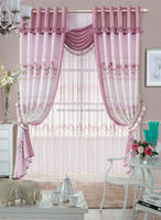 MEIJIA curtain/latest designs of curtains