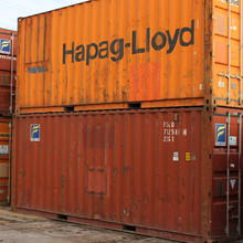 Shanghai Tianjin 20ft GP /40ft GP /40ft HC ISO dry cargo old containers for sale