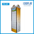 Fashion design multi function cardboard display racks