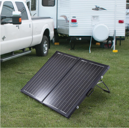 foldable solar panel 160w portable solar kits with regulator