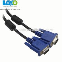 High speed 9 pin vga to ps2 cable