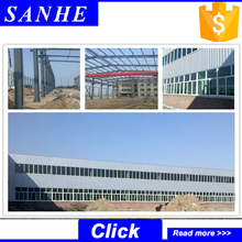 Shijiazhuang Sanhe Light steel structure construction company