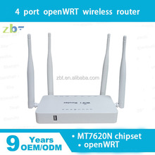 300mbps 802.11n/b/g openwrt router rj45 wireless router 2.4ghz wifi router
