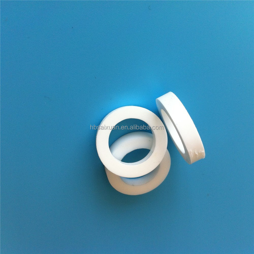 Plastic Ring Spacers : Pa sheet washers nylon plastic spacer gasket for aluminium