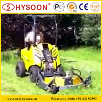 CE riding lawn mower for sale