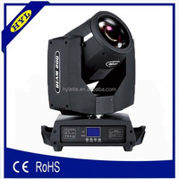 best selling dj stage moving head lighting beam200 for uk
