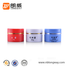 LW-B-04 china professional manufacture eye cream jar,cheap plastic jars