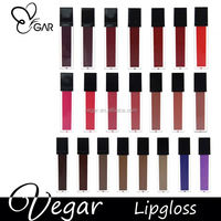 sunscreen feature and mineral ingredient charming matte lipquid lipstick tubes branded lipstick and lip gloss