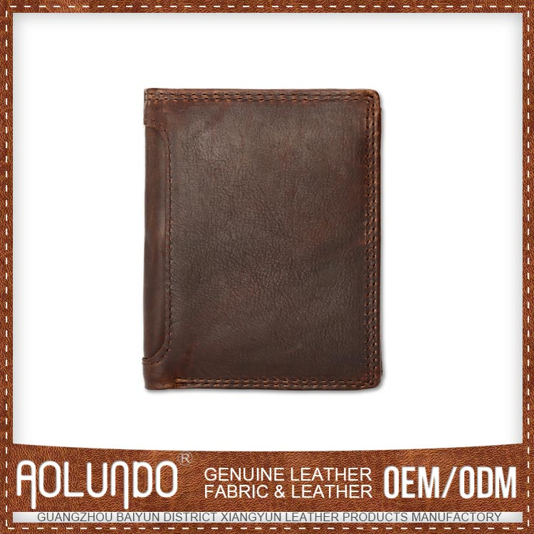 Cheapest Price New Style Mens Leather Wallets Made In India