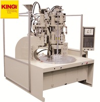 KING'S-PVC Plastic Two Color Injection Molding Machine with Rotary Table