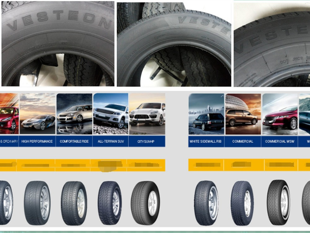 Radial Cheap Light Truck Car Tyre