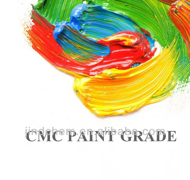 Paint Grade Sodium Carboxymethyl Cellulose/Food Grade CMC