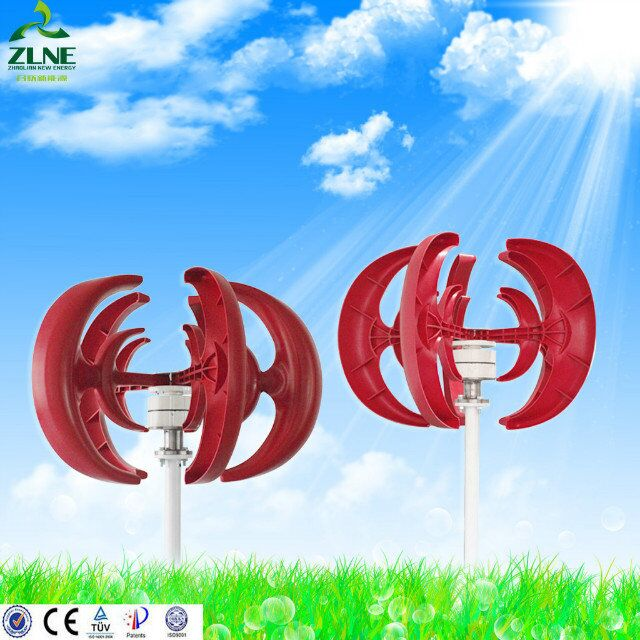MODEL!!!wind electric generator 100w small wind turbine for home