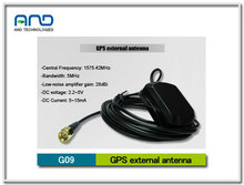 Super bargain GPS external Antenna with 3M cable 1575.42 MHz Frequency
