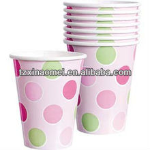 BabyShower A New Little Princess Paper Cups Party Supplies(MSD-087)