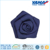 Competitive price rhombus taffeta dark blue flowers ribbons