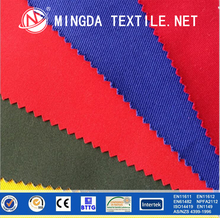 EN 11611 hot sale factory price fire resistance aramid knitted fabric for firefighting clothing