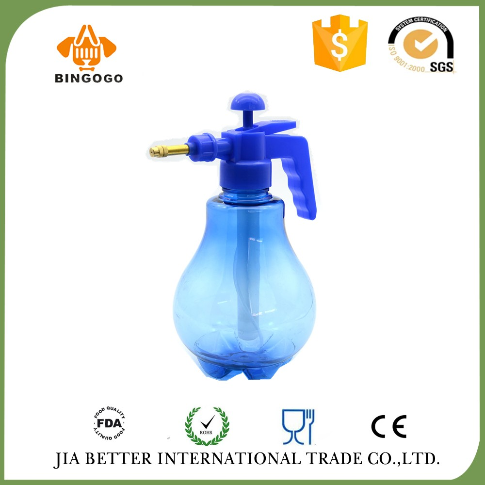 High quality 1.6L China factory garden pressure pump hand sprayer