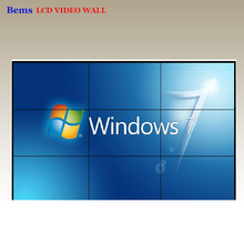 "42"" 46"" 55"" 65"" High transparency led display/China music video wall"