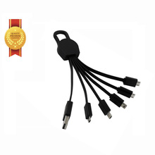 1 Free Sample Promotional Gift AAA Qualified Multi USB Cable Charger , Micro USB Cable