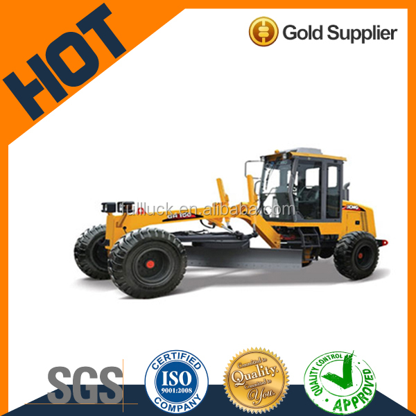 China powerful XCMG 7ton small motor grader for sale GR100